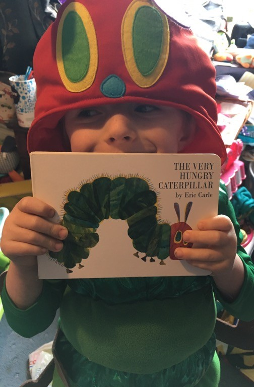 CaterpillarBook