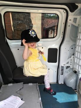 Police van 2