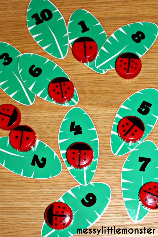 ladybirdnumbers