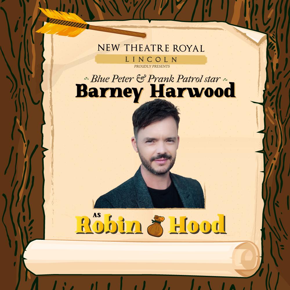 Barney Harwood - Press Announcement