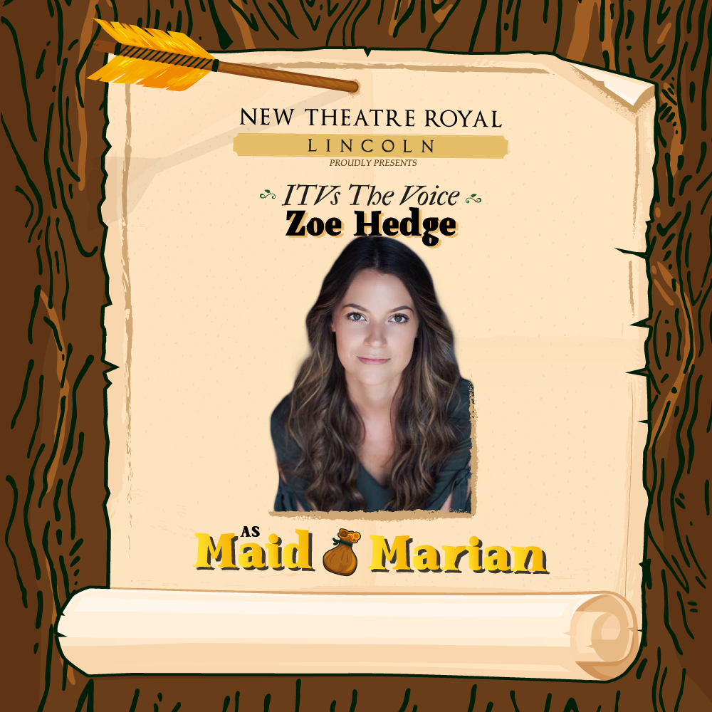 Zoe Hedge - Press Announcement