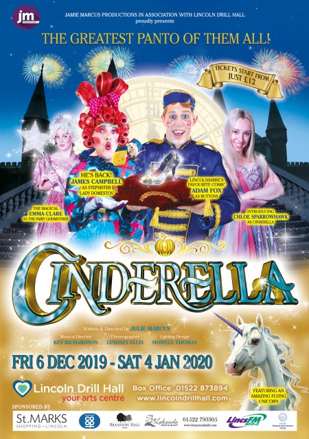 Cinderella Flyer Front FINAL 19