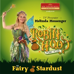 Melinda Messenger as Fairy Stardust
