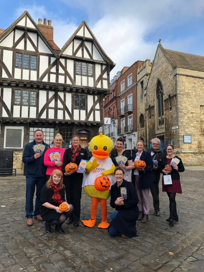 Uphill Lincoln Pumpkin Trail 2019 Launch (2)