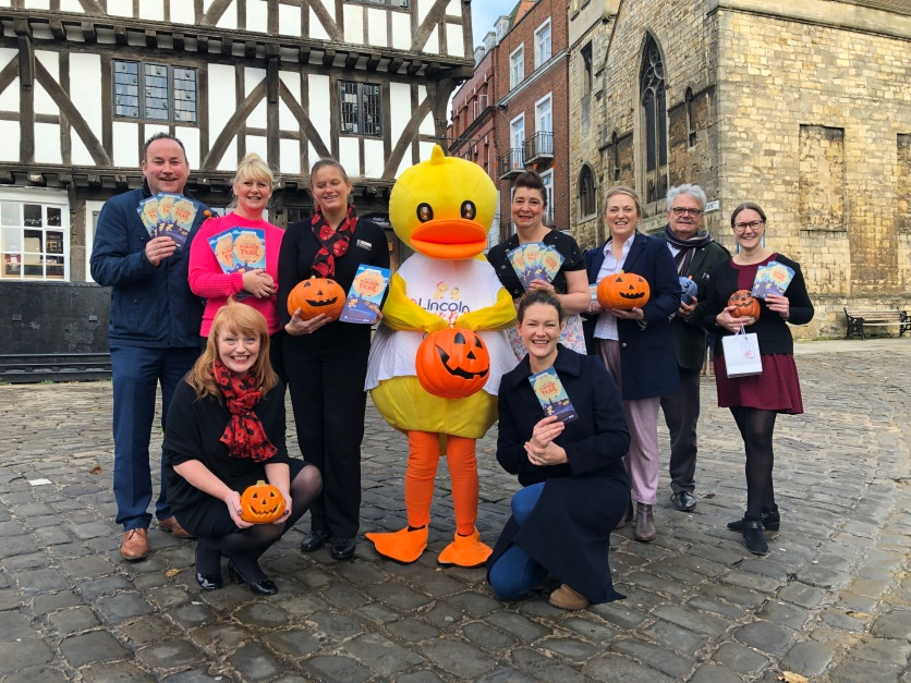 Uphill Lincoln Pumpkin Trail 2019 Launch