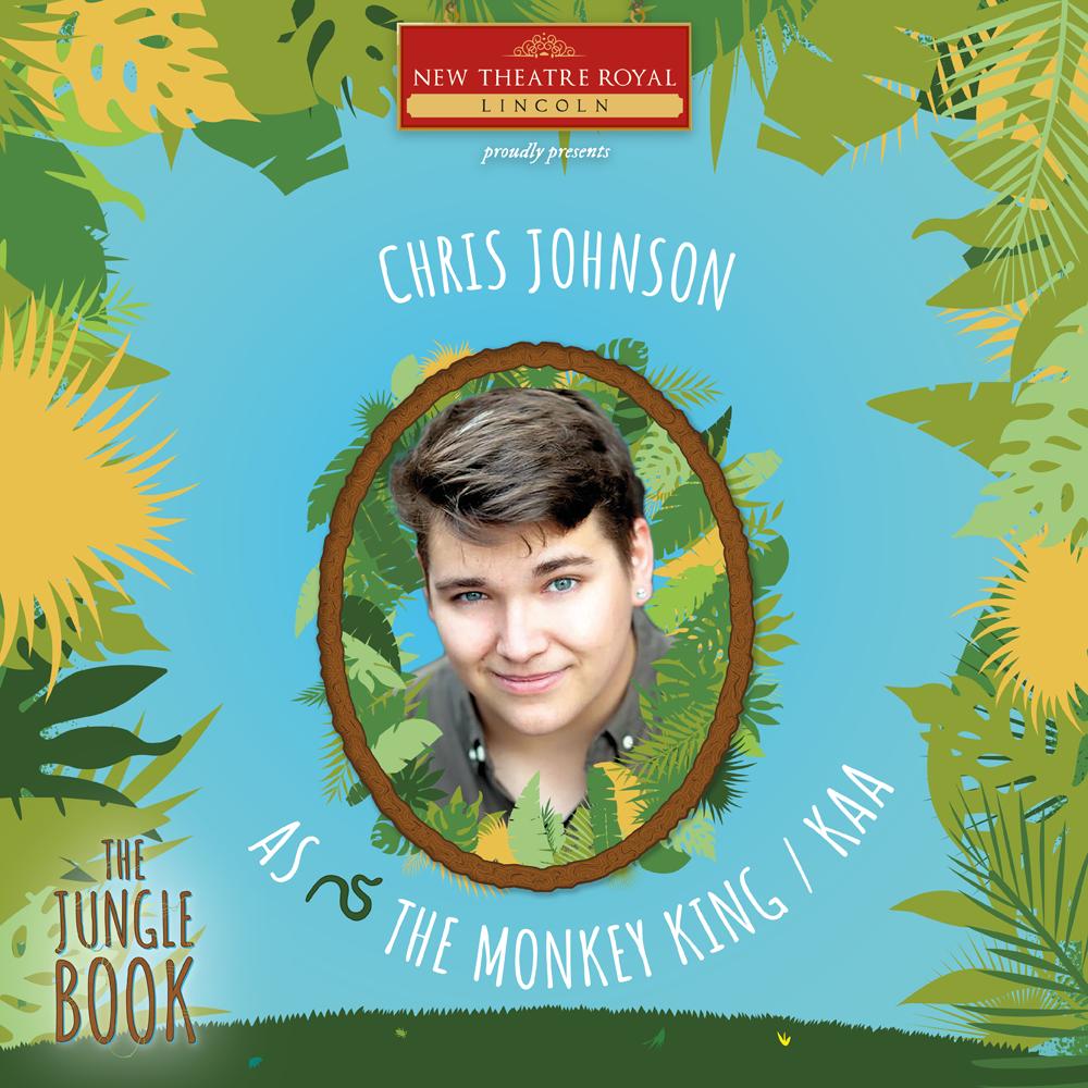 Chris Johnson - The Jungle Book