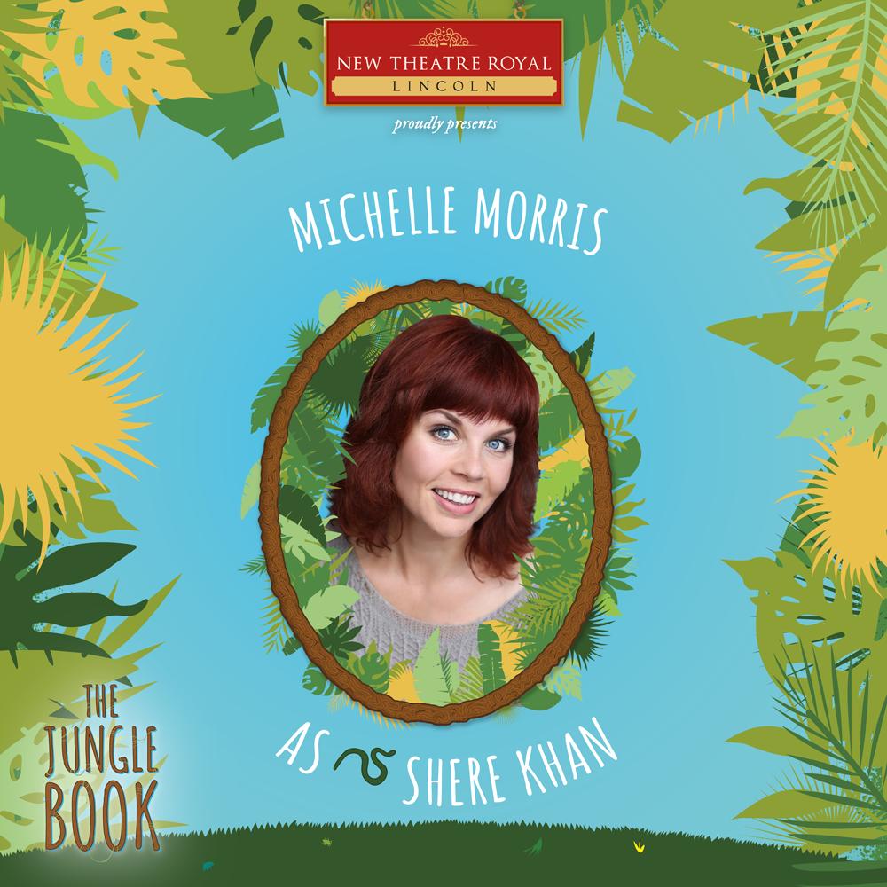 Michelle Morris - The Jungle Book