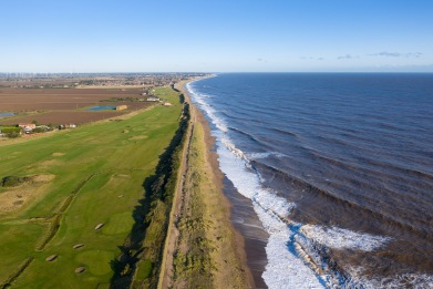The former Sandilands golf course which has been acquired by the National Trust Credit John Miller and National Trust Images 1