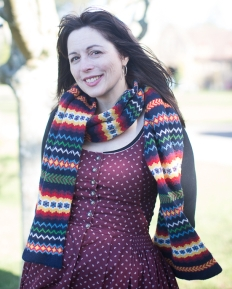 Claire Barker - author image